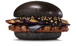 BK's Black Burger