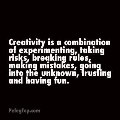 PelegTop on Creativity