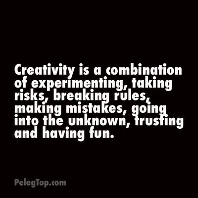 PelegTop on Creativity