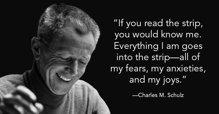 CharlesShultz Quote