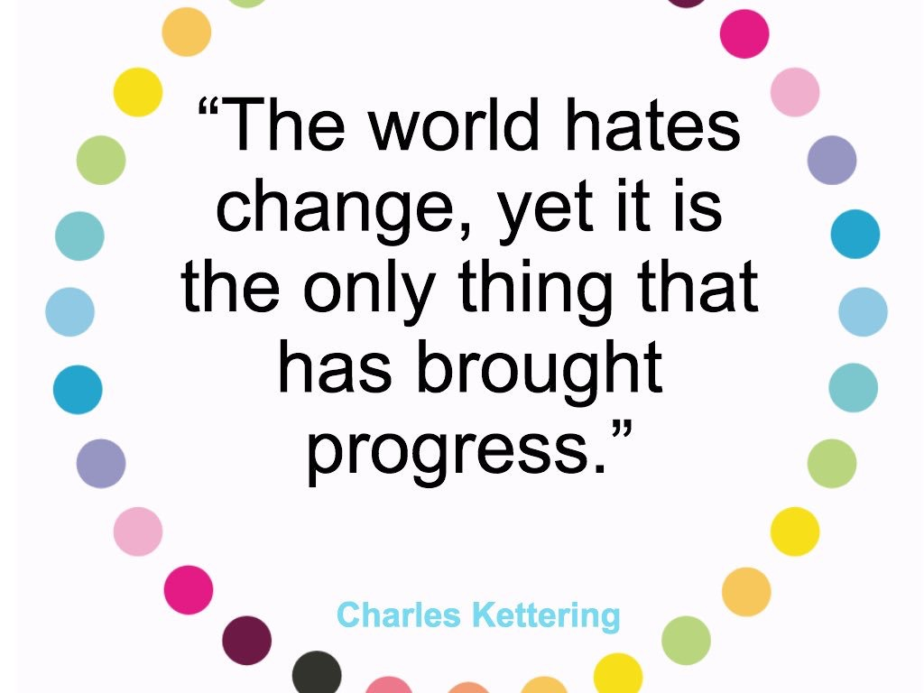 Charles Kettering Quote