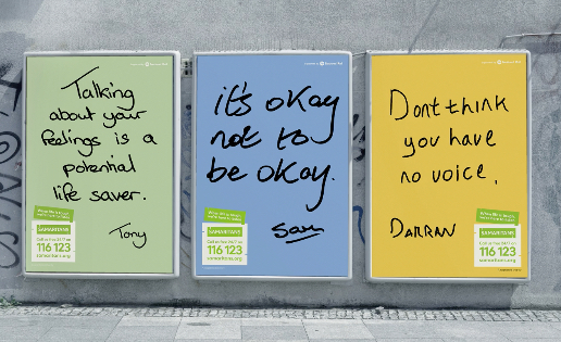 Mental Health Billboards in UK