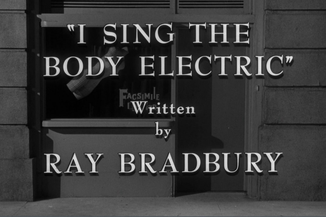 Ray Bradbury Title Card