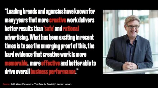 Forward-Case for Creativity