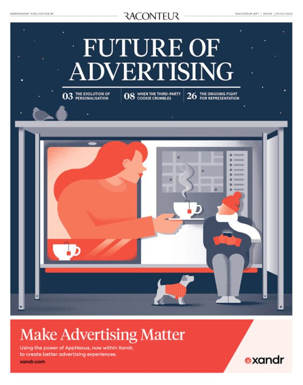 Future of Advertising Cover